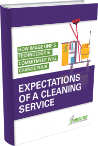 How Image One's Technology & Commitment will Change your Expectations of a Cleaning Service