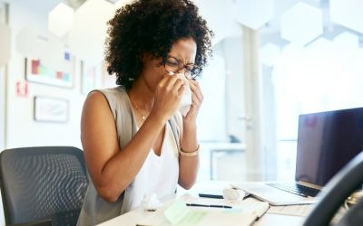 Are Sick Days Hurting Your Company's Productivity? 3 Ways Image One's Janitorial and Cleaning Services Make a Difference