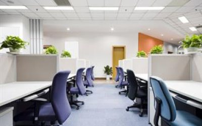 How A Clean Office Boosts Workplace Productivity
