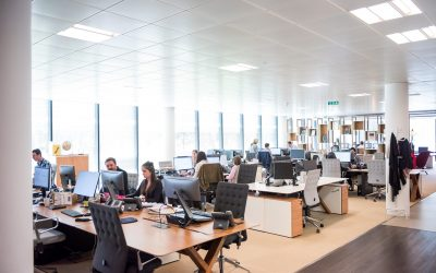 The Hidden Costs of a Dirty Office